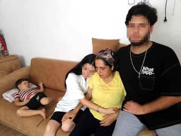 22 yıldır şiddet gören Hatice'nin eşi tutuklandı