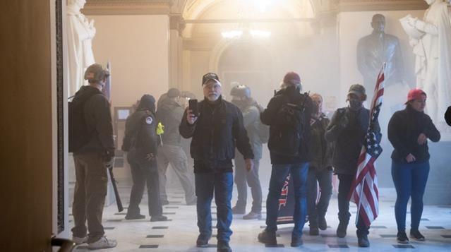 ABD Başkan Yardımcısı Mike Pence: Kongredeki şiddetle ilişkisi olan tüm protestocular cezalandırılacak