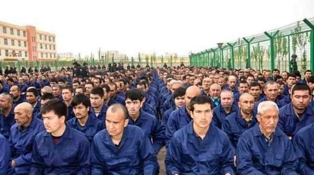 ABD, Çin'in Sincan Uygur Özerk Bölgesi'ndeki eylemlerini soykırım olarak niteledi
