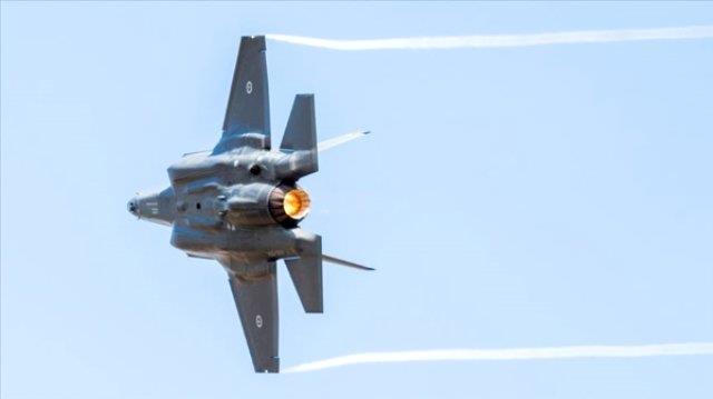 ABD, motor sıkıntısı yüzünden F-35'lerin hava gösterilerini kısıtlamaya gidiyor
