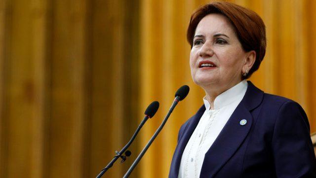 Akşener'den Cumhurbaşkanı adayı olacak mısınız? sorusuna yanıt: Çok isterim ancak bunun için Türkiye'nin geleceği ile oynayamam