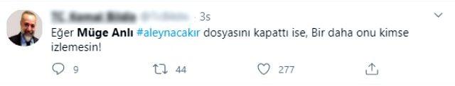 Aleyna Çakır ve Gülay Uygun'un dosyalarını kapatan Müge Anlı'ya tepki yağdı