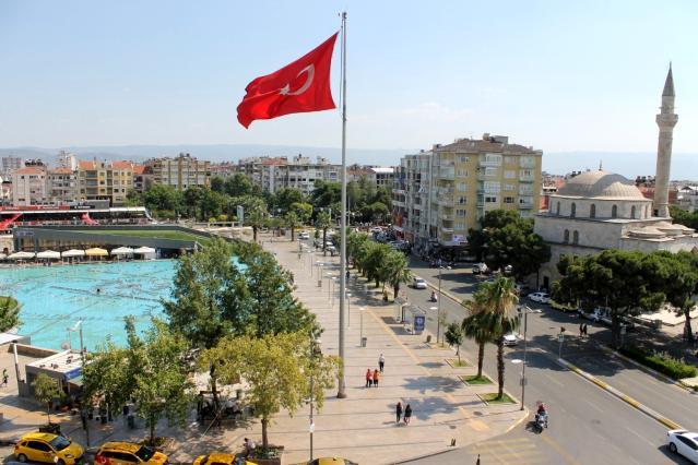 Aydın'da bu haftasonu kısıtlama 82 saat sürecek