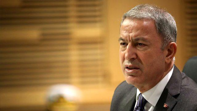 Bakan Akar: Türkiye F-35 programının sadece bir alıcısı değil, aynı zamanda ortağıdır