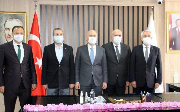 Bakan Karaismailoğlu: Kirli propagandanın son hedefi Kanal İstanbul