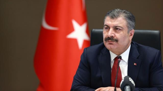 Bakan Koca açıkladı: 50 yaş üzeri vatandaşların aşı programı bugün itibarıyla başladı