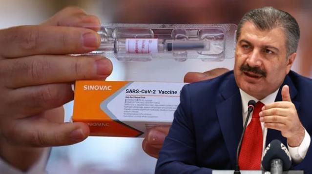 Bakan Koca'dan aşı müjdesi! 3,5 milyon dozluk sevkiyat yola çıktı