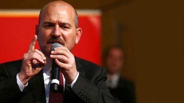 Bakan Soylu'dan Adil Öksüz ve Zekeriya Öz isyanı: Interpol, kırmızı bültenleri askıya alıyor