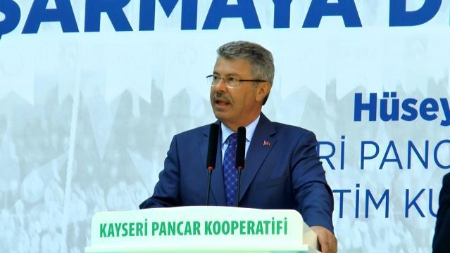Başkan Akay: Biz çiftçimizin emanetlerine ve değerlerine sahip çıkmaya devam etmek istiyoruz