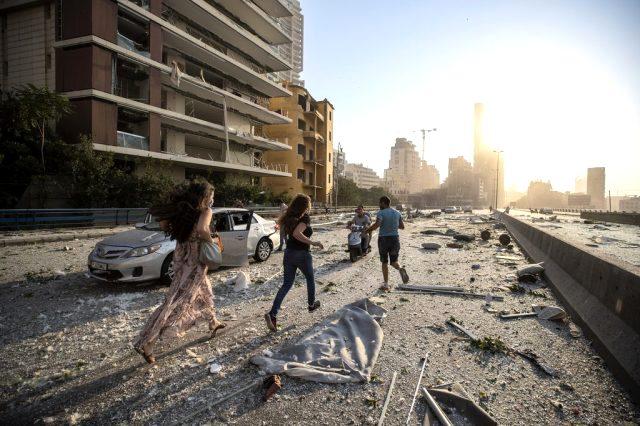 Beyrut Valisi patlamayı gözyaşları içinde anlattı: Hiroşima ve Nagazaki'ye benziyor