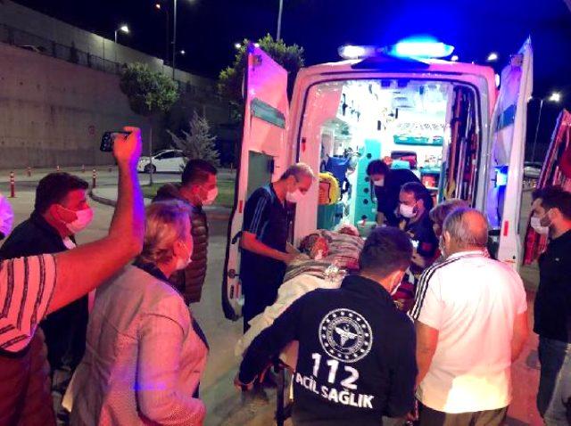 Genç avukata bıçaklı saldırı! Gözünden ve boynundan yaralandı
