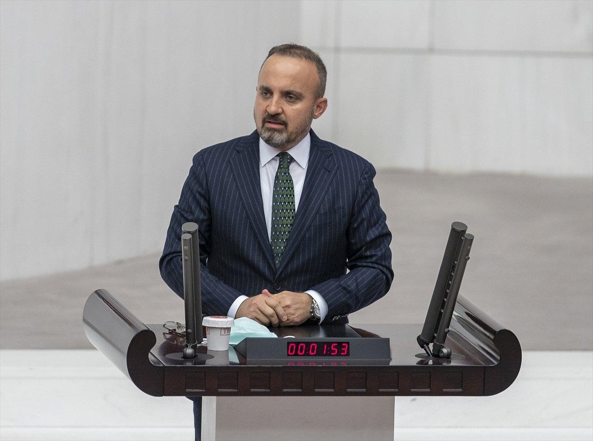 Bülent Turan: Bırakın partiyi, vatandaş olarak HDP nin çağrısını unutmadım #1