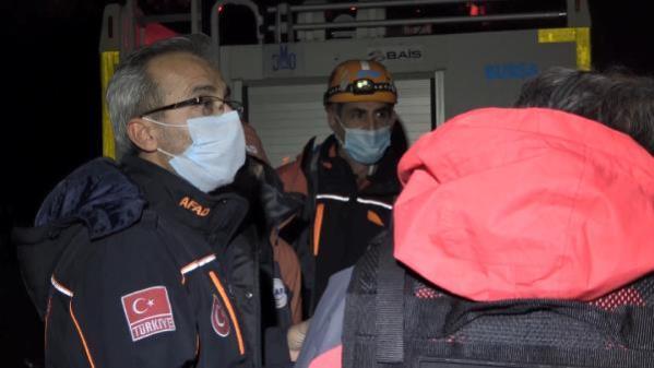 Bursa'da 35 saattir haber alınamayan kişi için arama-kurtarma çalışması başlatıldı