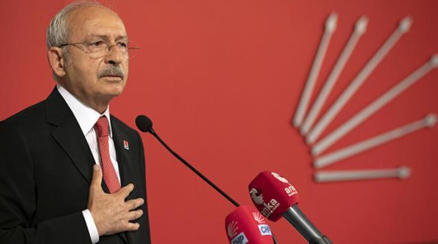 CHP Genel Başkanı Kılıçdaroğlu, 'Süleyman Girgin' sorusunu yanıtsız bıraktı
