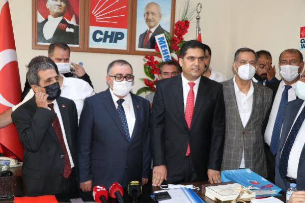 CHP'nin Van İl BaşkanıSeracettin Bedirhanoğlu oldu