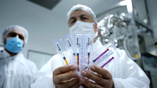 Çin menşeli koronavirüs aşısı için Sağlık Bakanlığı'na 20 bin gönüllü başvurdu