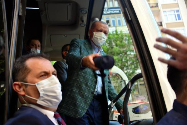 Cumhurbaşkanı Erdoğan'dan Akşener'e tepki: Fatih kim, sizler kim?