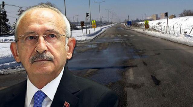 Cumhurbaşkanı Erdoğan için Sözde ifadesini kullanan Kılıçdaroğlu'nun adı bulvardan silindi