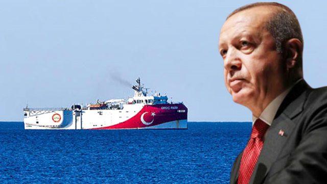 Cumhurbaşkanı Erdoğan'ın 30 Ağustos mesajında Doğu Akdeniz vurgusu dikkat çekti