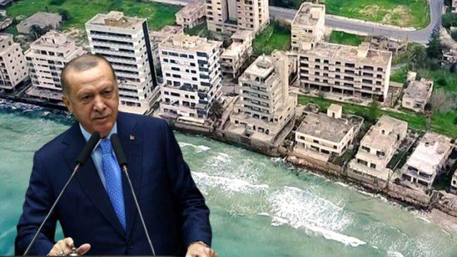 Cumhurbaşkanı Erdoğan'ın Maraş ziyaretine Yunanistan'dan skandal tepki