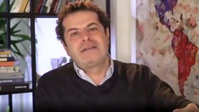 Cüneyt Özdemir, Ekrem İmamoğlu'nu eleştirdi: 5 tane galericiyle baş edemiyorsun, Doğu Akdeniz'de ne yapacaksın?