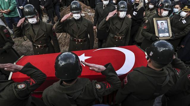 13 şehidimizin ardından 3 ülkeden Türkiye'ye başsağlığı mesajı