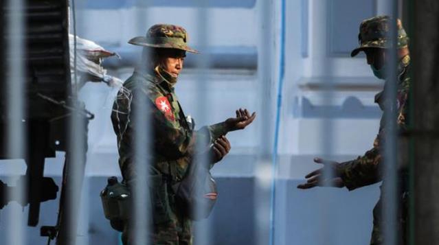 ABD Başkanı Joe Biden, Myanmar'daki darbeci yönetime yaptırım kararı aldı
