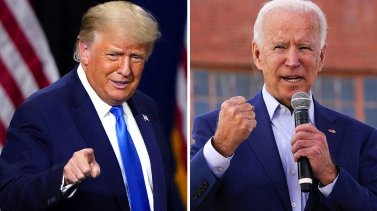 ABD'deki başkanlık yarışında kritik önemdeki Kuzey Carolina'yı Trump, Georgia'yı Biden kazandı