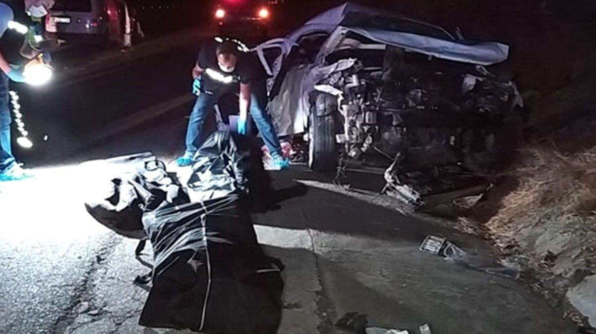 Adana'da katliam gibi trafik kazası: 4 ölü, 4 yaralı