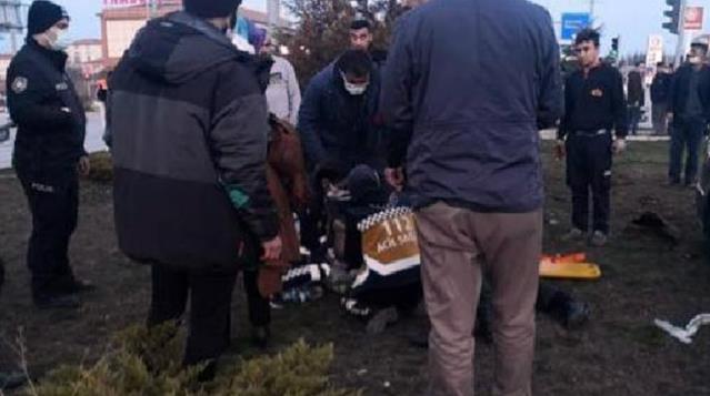 AK Parti Ordu Milletvekili Şenel Yediyıldız ve oğlu, kazada yaralandı