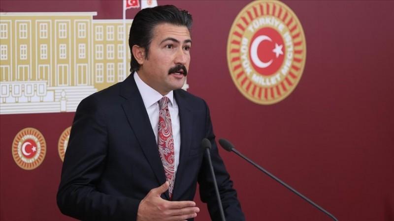 AK Partili Özkan'dan yeni anayasa çağrısı