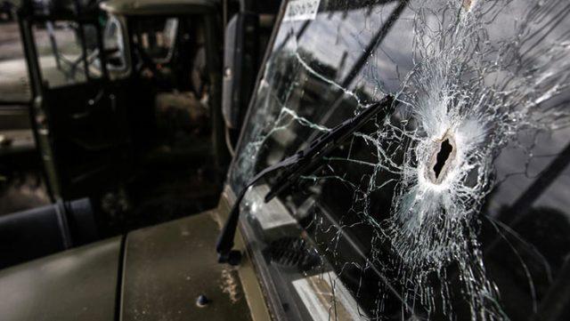 Ateşkese rağmen saldıran Ermenistan ordusu püskürtüldü
