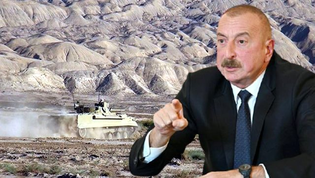 Azerbaycan Savunma Bakanlığı'ndan Ermenistan'a gözdağı: İstikamet Karabağ, zafer bizimdir