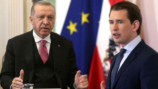 Bakan Çavuşoğlu'ndan, Avusturya Başbakanı Kurz'un Erdoğan'ı hedef alan sözlerine tepki: Hastalıklı zihniyet