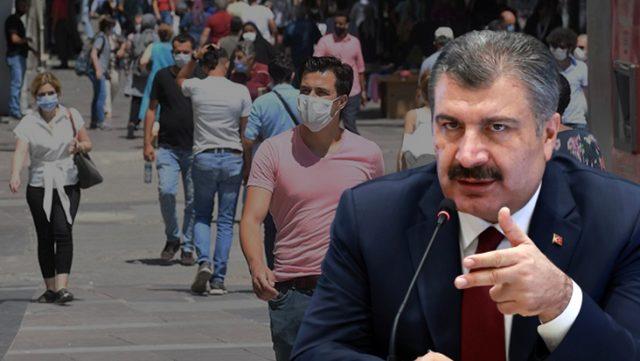 Bakan Koca, son dönemde vaka sayısı artan Ankara'yla ilgili güzel haberi verdi: Veriler aşağı doğru düşecek