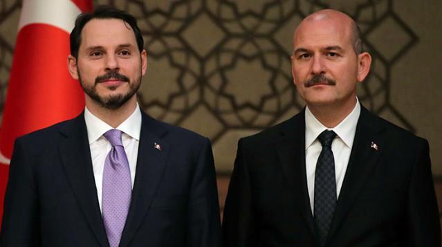 Bakan Soylu'dan aralarının bozuk olduğu iddia edilen Berat Albayrak sorusuna dikkat çeken yanıt
