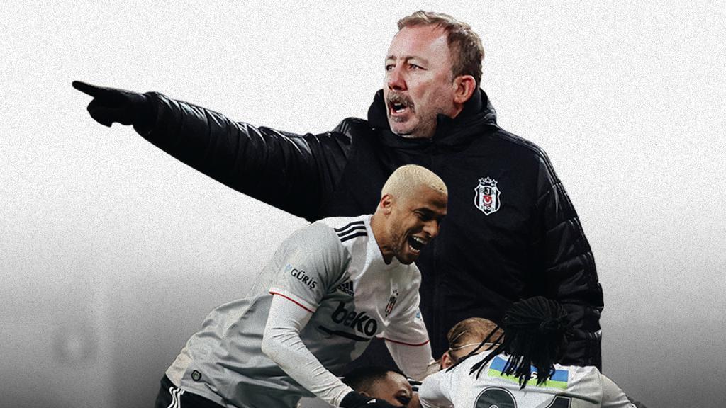 Beşiktaş Teknik Direktörü Sergen Yalçın: Övünecek değiliz!