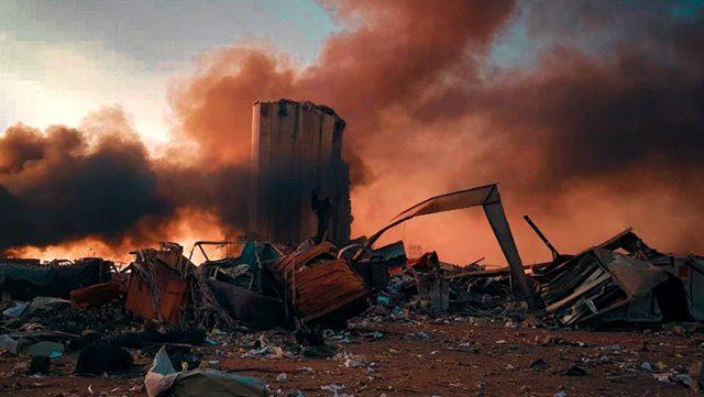 Beyrut'taki patlamanın arkasında İsrail mi var? Açıklamalar peş peşe geldi