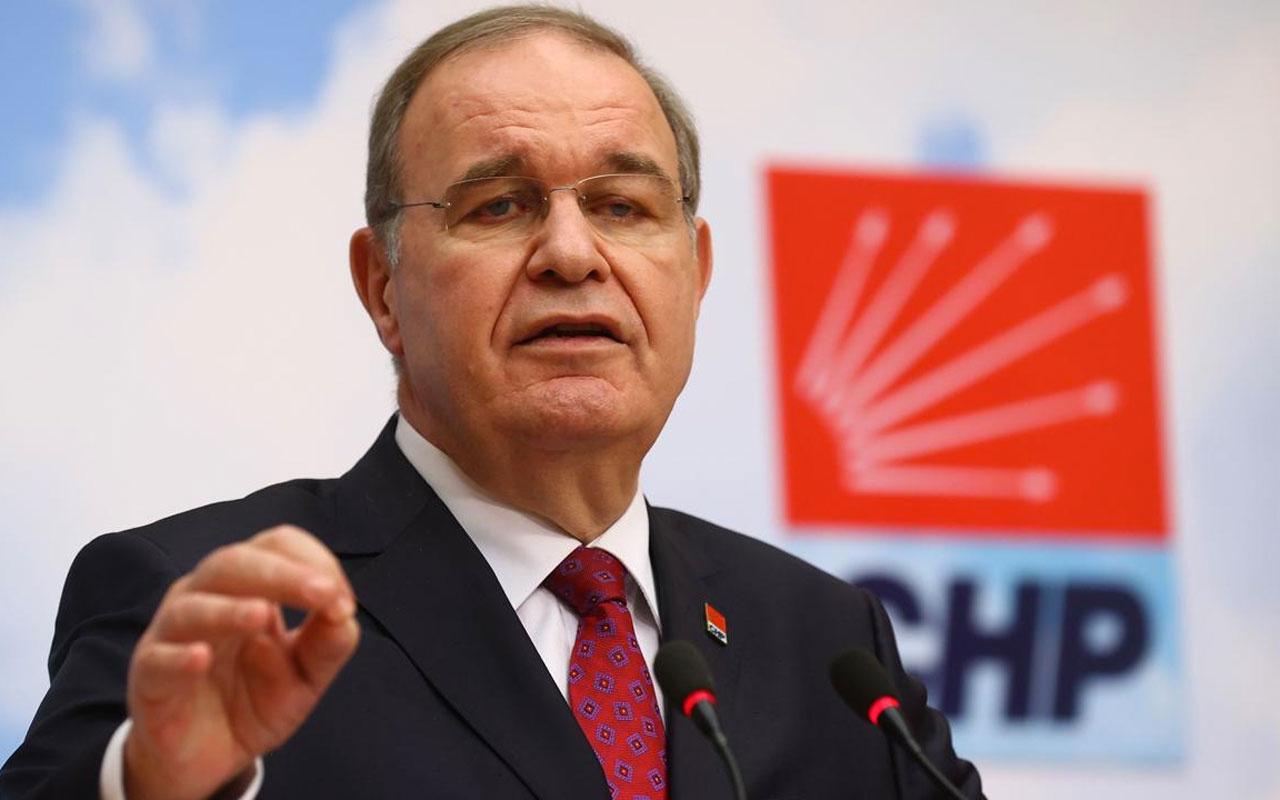 CHP Sözcüsü Faik Öztrak: Partimize şikayet telefonları yağıyor