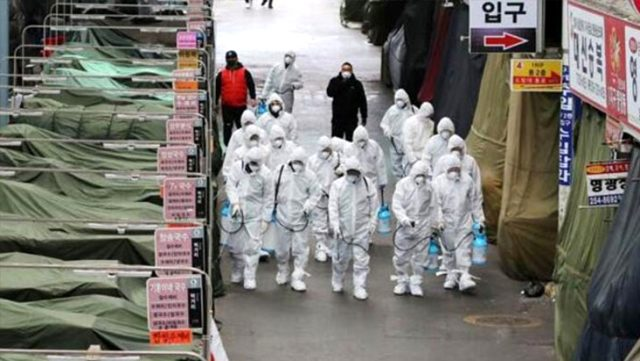 Çin'de koronavirüsün ardından