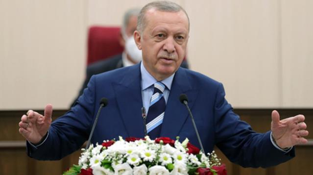 Cumhurbaşkanı Erdoğan, KKTC'de toplu açılış töreninde konuştu: Kıbrıs Türkleri, Rumların ambargosuna mahkum ediliyor