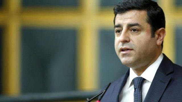 Demirtaş'tan yeni parti kuracağı iddialarına sert yanıt: Beni üzer hatta öfkelendirir