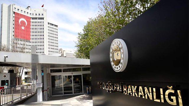 Dışişleri Bakanlığı'ndan Sırbistan'a Kudüs tepkisi: Çözümü güçleştirecek adımlardan kaçınmaya davet ediyoruz