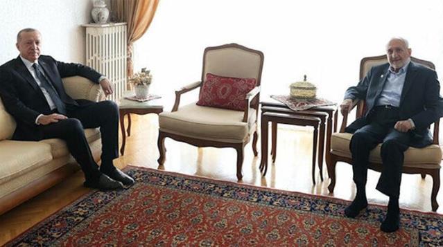 Erdoğan'la görüşen Saadet Partili Asiltürk'ün ittifak açıklamalarına Karamollaoğlu'ndan yanıt: İnşallah çatlaklar olmaz