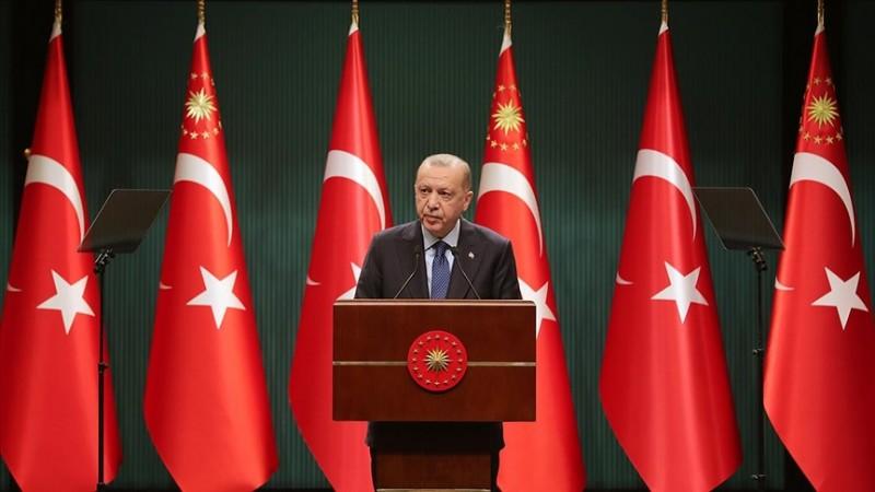 Erdoğan normalleşme kararlarını açıkladı