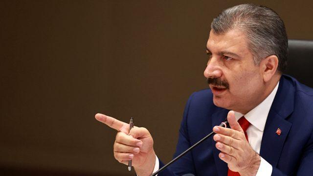 Fahrettin Koca, Sağlık Bakanlığı'ndaki rüşvet iddialarına yanıt verdi: Soruşturuluyor