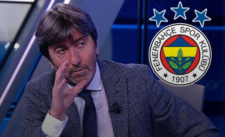 Fenerbahçe transfer haberi: Rıdvan Dilmen açıkladı