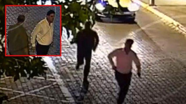 Fethiye Belediye Başkanı ile korumasının bir tatilcinin aracına zarar verdiği görüntüler ortaya çıktı