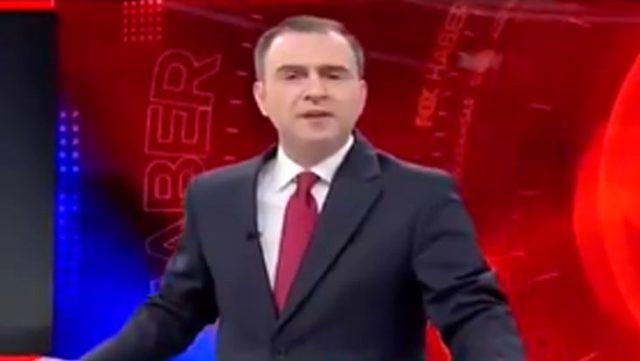 Fox TV'de Fatih Portakal'ın koltuğuna oturan Selçuk Tepeli, ilk kez kamera karşısına geçti