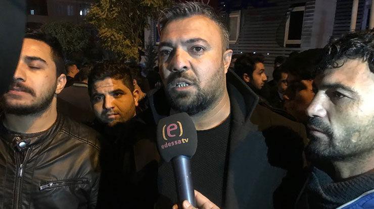 Futbolcu Mertcan Çam'ın darp ettiği iddia edilen başkan serbest!